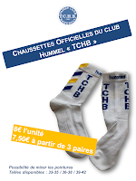 """Chaussette Officielles """"TCHB"""""""